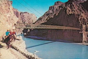 Arizona Grand Canyon Kaibab Suspension Bridge
