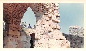 Byblos, Lebanon Postcard, Carte Postale Ruins of Crusader's Fort, non postcar...