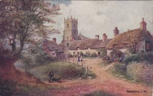 Godshill , I.O.W. , England , 00-10s