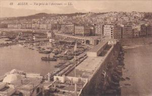 Algeria Alger Vue prise de l'Amiraute