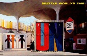 Washington Seattle World's Fair United Nations Pavilion