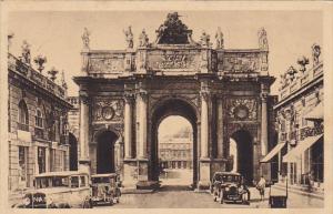 France Nancy L'Arc de Triomphe 1936