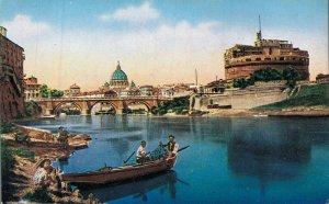 Italy Rome Roma Postcard Lot of 6   01.18