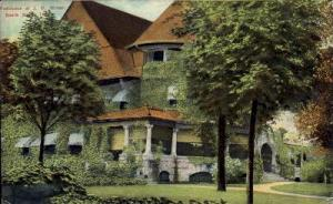 Residence of J.D. Oliver South Bend IN unused