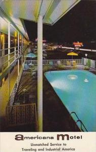 Illinois Stone Park Americana Motel