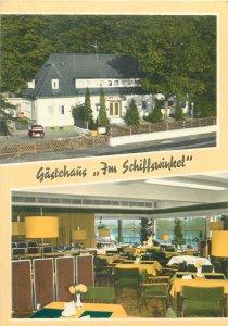 Postcard Hotel Restaurants Gastehaus Im Schiffswinkel