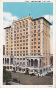 Tampa Terrace Hotel , TAMPA, Florida , PU-1935