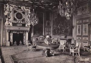 France Le Chateau de Fontainbleau Salon de Francois 1st Photo