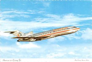 American 727 - Plane
