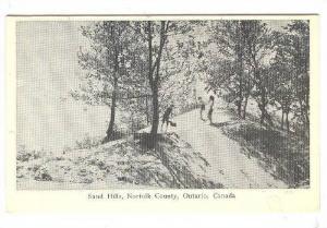 Sand Hills, Norfolk County, Ontario, Canada, 40-60s