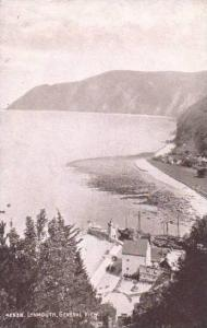 General View, Lynmouth, Devon, England, UK, 1900-1910s