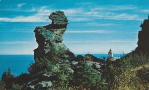 In the Scenic Gaspe Peninsula,  Quebec,  Canada,  40-60s