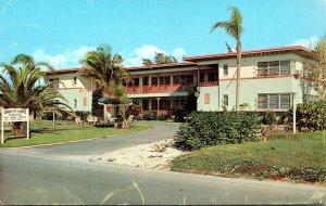 Florida Venice Sunset Apartment Motel 1967