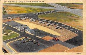 Philadelphia municipal Philadelphia, Pennsylvania, USA Airport Unused