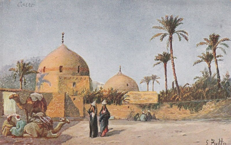 EGYPT , 00-10s ; Cairo