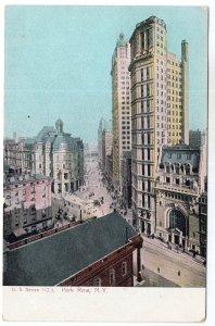 Park Row, N.Y.