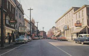 WALDEN  , New York , 50-60s ; Main Street