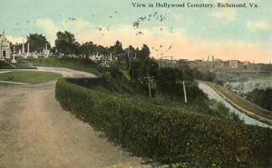 VA - Richmond. Hollywood Cemetery