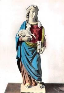 Museo Bandini Fiesole, Scuola dei Della Robbia S. Agnese Statue