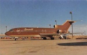 Braniff International Boeing 727 – 30C Airplane Unused
