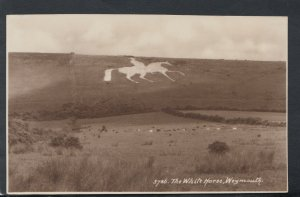 Dorset Postcard - The White Horse, Weymouth     RS15831