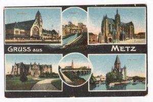 Metz, Germany (Now France), 6-views, 00-10s
