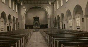 Vintage Postcard St Peter Paul Catholic Church Wisconsin Rapids Wisconsin    762