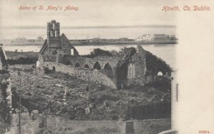 HOWTH , Co. Dublin , IRELAND , 00-10s ; Ruins , St Mary's Abbey