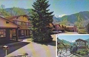 Colorado Manitou Springs Villa Motel
