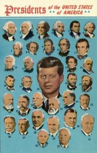 The Presidents of the United States John F. Kennedy (1961)