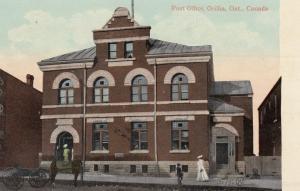 PETERBOROUGH , Ontario , 1900-10s ; Post Office