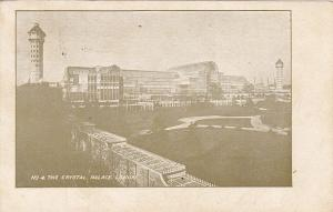 The Crystal Palace , London , England, PU-1909