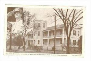 Old Arsenal Building, Birthplace Of Gen. Douglas McArthur, Little Rock, Arkan...
