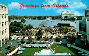 Florida Orlando Lake Eola Bandshell Orlando Presents Musical Ente...