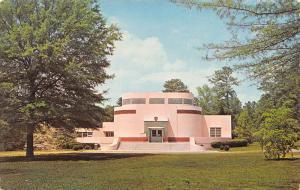 Macon GA~OcMulgee Art Deco National Monument~Prehistoric American Indians 1960s