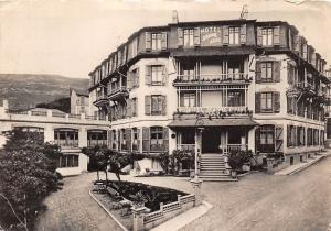 France Hotel Jeanne d'Arc, Lourdes Rue d'Alsace Lorraine Quartier Peyramale 1950