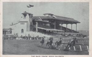 TIJUANA, Baja California, Mexico, PU-1932 ; The Horse Race Track