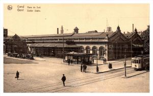 2507  Bruxelles  South Station