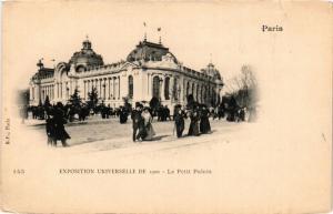 CPA PARIS EXPO 1900 Le Petit Palais (709957)