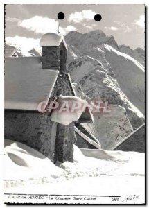 Postcard Modern Alpe Venosc La Chapelle Saint Claude