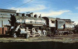 Trains -    Ferrocarril Mexicano #304  (mary jaynes series)