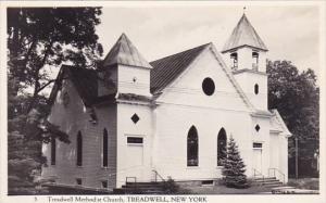 New York Treadwell Treadwell Methodist Church 1948