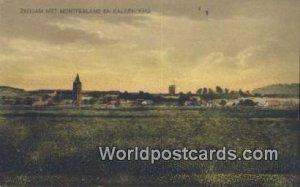 Zeddam met Montferland Galgenberg Netherlands Unused