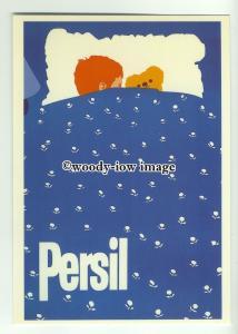 ad0379 - Persil - Persil Poster , Duvet - Modern Advert Postcard