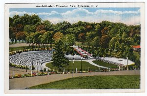 Syracuse, N.Y., Amphitheater, Thornden Park