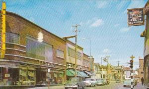 Street View , JONQUIERE , Quebec , Canada , 50-60s