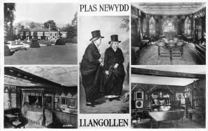 Wales Llangollen, Plas Newydd, Real Photograph