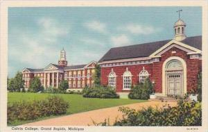 Michigan Grand Rapids Calvin College