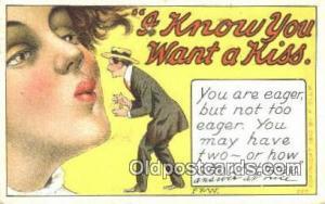 Artist F Blum, F&W Postcard Post Card Old Vintage Antique Series # 777  Artis...