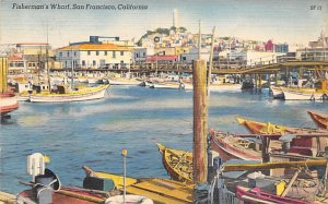 Fisherman's Wharf San Francisco CA